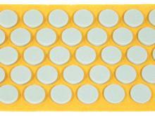 Мембрана для газоанализатора Ø15 мм (100 шт)